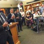 At Wonk Night, County DA announces effort to change state law