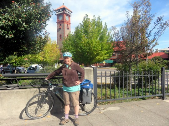 1 Leaving Portland