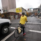 New signals on Couch at Broadway and first-ever 'pedestrian scramble' are up and running