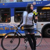 TriMet will hand out free lights and safety gear at 'Be Seen Be Safe' event