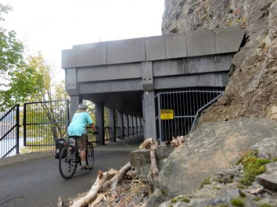 7 Mosier Tunnels