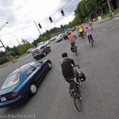 Taking the pulse: Aggressive driving in Portland