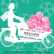 BikeCraft is gift making and buying the Portland way