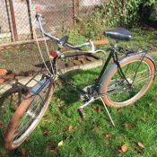 My Bike Recovery Story: Return of the Viva!