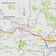 City applies for funding of Flanders bikeway bridge, 70s Bikeway, and more