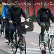 Wednesday video roundup: Copenhagen, quadracycle, and wooden rims