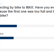 TriMet survey finds no clear answers for cutting bikes-on-MAX crowding