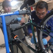 Bikes for Humanity gives free tune-ups today as money runs low