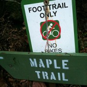 Parks' new 'land stewardship manager' could have big impact on off-road cycling