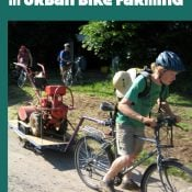 Portland's former urban bike farmer releases new book