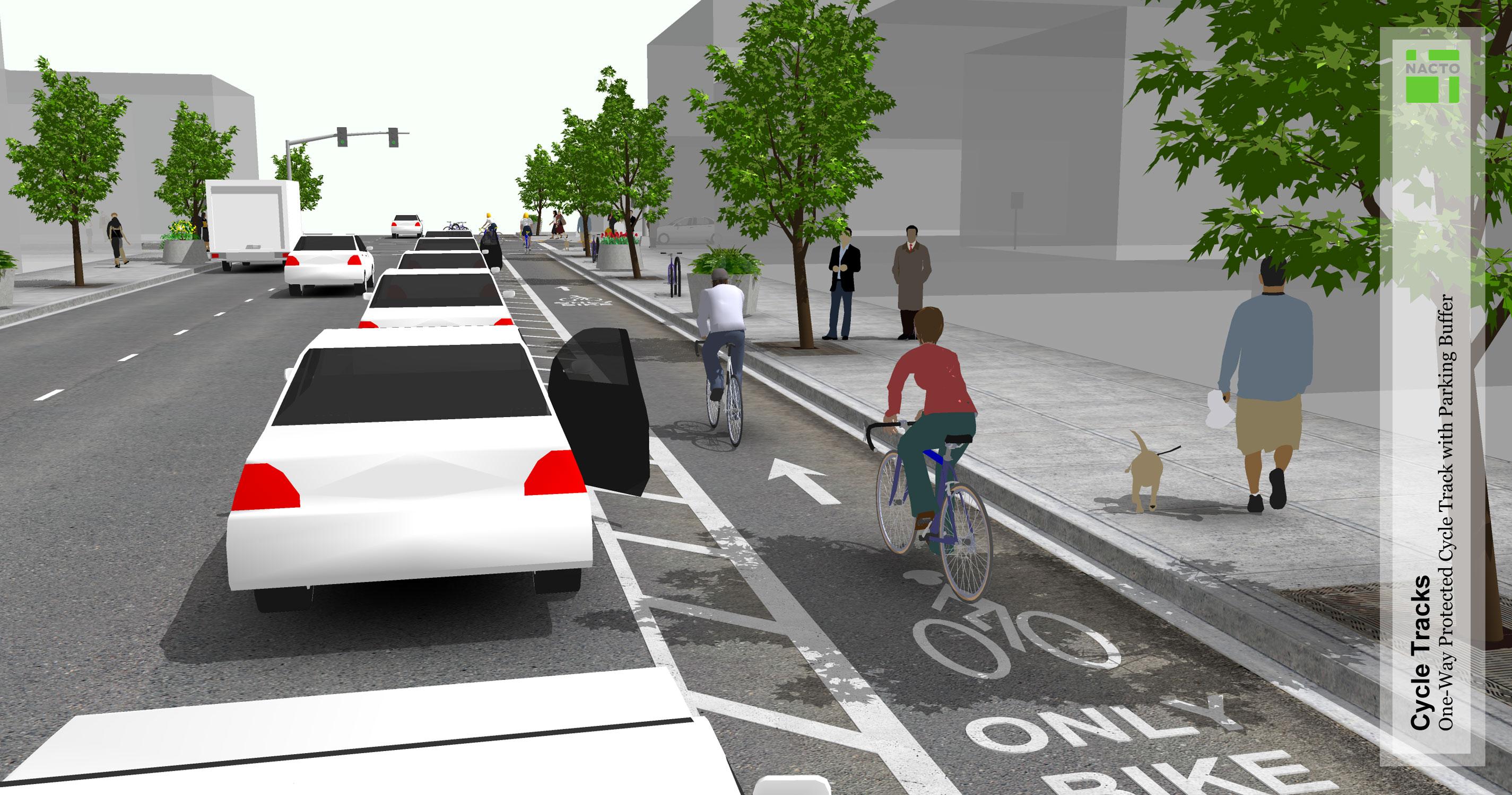 No Bike Lane New York City
