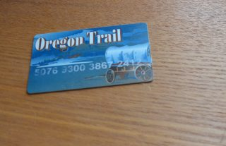 trail card