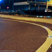 The Monday Roundup: Bike-lane lights, Germany's bikebahn, DIY snow tires & more