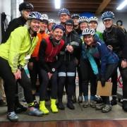 Monday night ride helps women power through winter