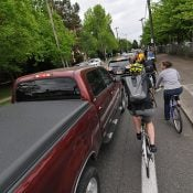 City has two years to make the case to save 26th Avenue bike lanes, it says
