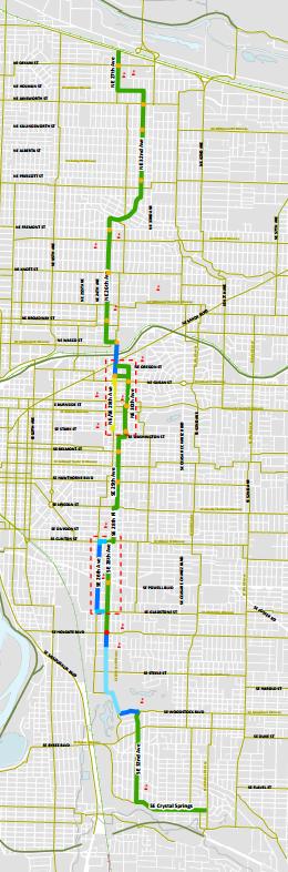 20s bikeway final route