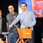 "Portland inks $10 million ""Biketown"" deal with Nike as title sponsor of bike share system"