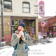 Ted's snow pictures and movies
