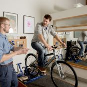Meet Portland's biking-friendly physical therapy office (Video)