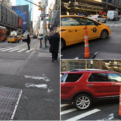 The Monday Roundup: Orange-cone curb extensions, escalator capacity & more