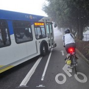 TriMet driver publishes his latest 'Report Card' for Portland bikers