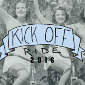 Let's Race Bikes 2016 Kick-off Ride