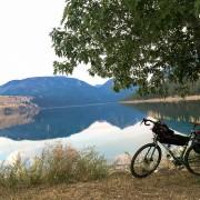 Cycle Oregon grant funds new Wallowa Lake State Park hiker-biker camp