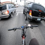 Got polluted air? A good biking network helps, PSU study says