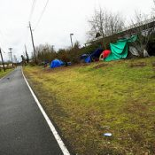 Neighborhood meeting tonight will address homeless camp on Springwater path near 82nd