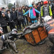 A bike battle like no other: The Ben Hurt Chariot Wars (photos)