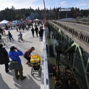 Portland celebrates opening of new Sellwood Bridge