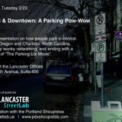 Uptown & Downtown: A Parking Pow-Wow