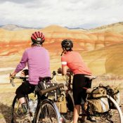 Painted Hills Scenic Bikeway named Oregon's 15th official route