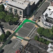 Here are six locations where Portland could create protected intersections