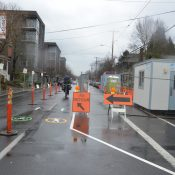 Detour done right: 21st and Belmont shows how construction zones should work