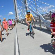 No Tilikum crossing for Bridge Pedal this year