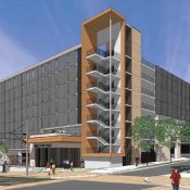 City wants taxpayers to finance $26 million hotel parking garage next to light rail