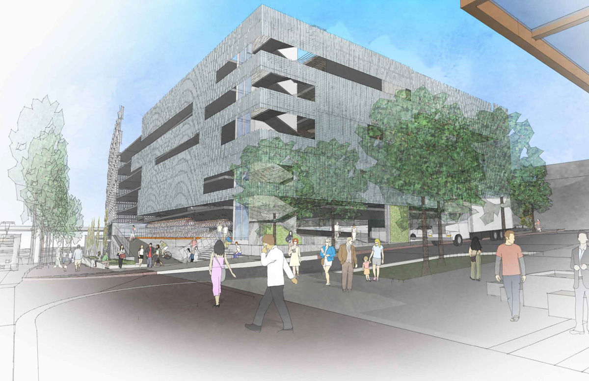 City wants taxpayers to finance 26 million hotel parking garage ...