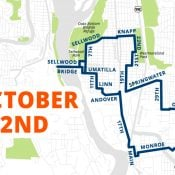 City's newest Sunday Parkways route heads to Milwaukie via Sellwood Bridge