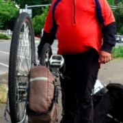 Oregon's infamous bike-touring con man is still going strong