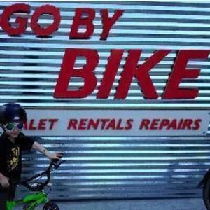 Kiel Johnson (Go By Bike)