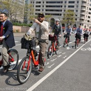 The Monday Roundup: Bike share is safer, speeding is pointless & more