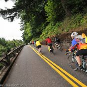 Cycle Oregon Fund awards $95,000 in grants for bike racks, maps, trails, campsites and more