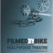 Filmed by Bike is coming! See the trailer, the poster and buy your tickets