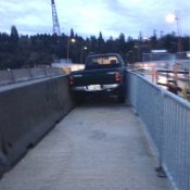 "New Sellwood Bridge opens with a ""Dang!"""