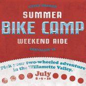 Cycle Oregon Weekend Ride