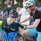 Guest article: On being a mom and becoming a mountain biker