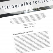 Project highlights stories of people who feel like outsiders in bike scene