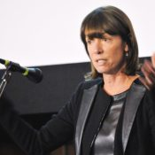 Janette Sadik-Khan replays her 'Streetfights' to a sold-out crowd