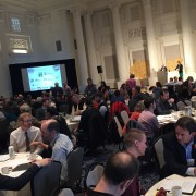 Faces in the crowd at the Oregon Active Transportation Summit